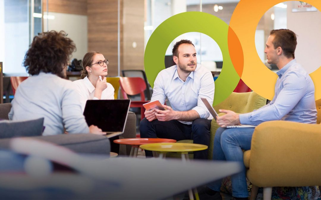 team-meeting-with-sunshine-yellow-and-earth-green-circle